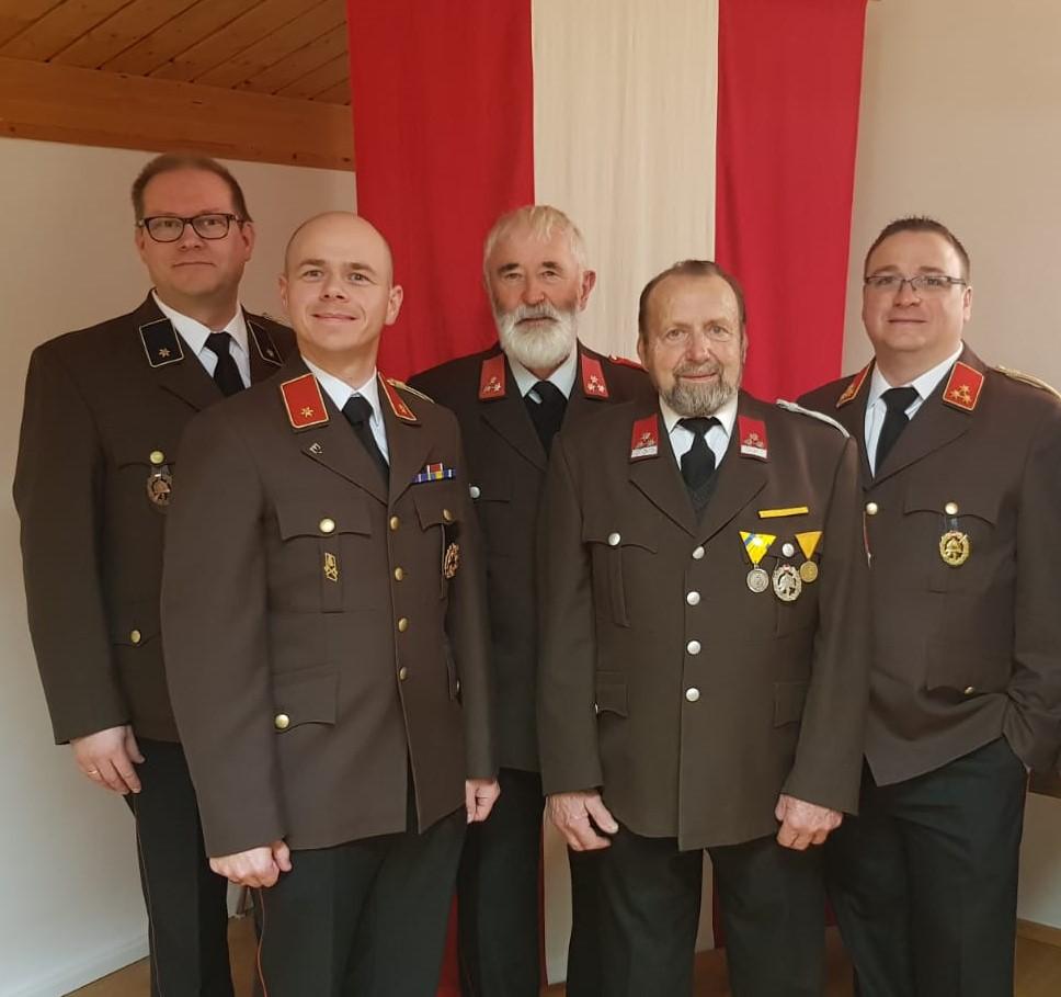 Auszeichnung für Leopold Reisinger und Karl Eder